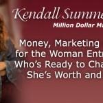 Kendall SummerHawk on marketing for entrepreneurs