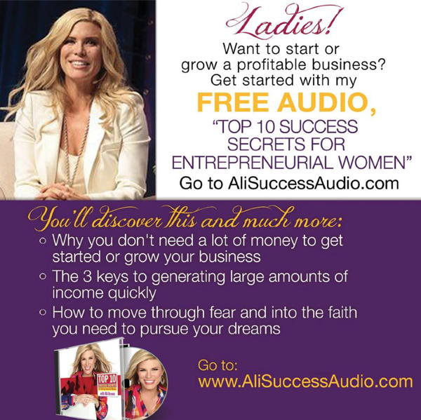 Top 10 Success Secrets for Entrepreneurial Women