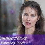 Kendall SummerHawk on marketing for entrepreneurs