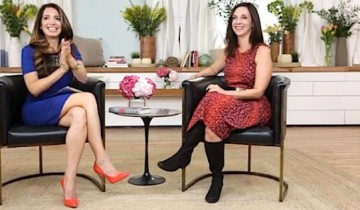 Marie Forleo and Susan Cain