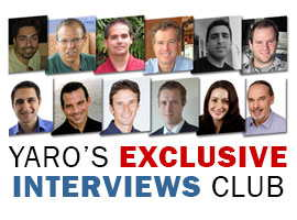 Yaro's Exclusive Interviews Club
