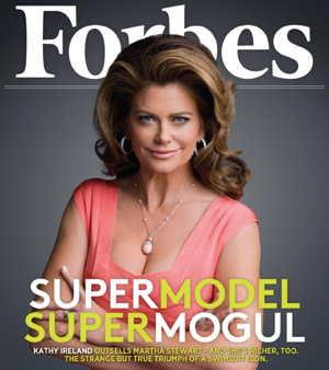 Kathy Ireland-Forbes