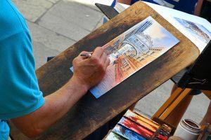Painter by Ricky David