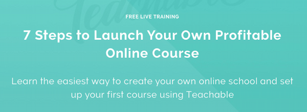 free 7 Steps to Launch webinar