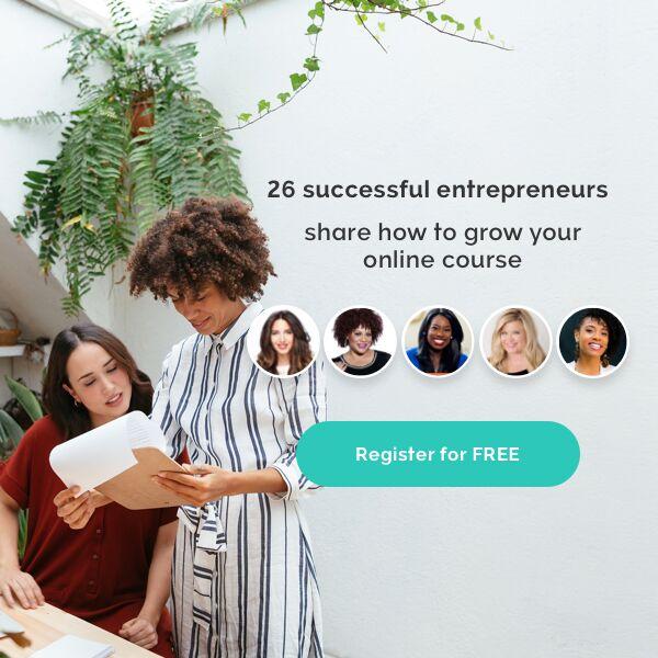 Women Who Create summit